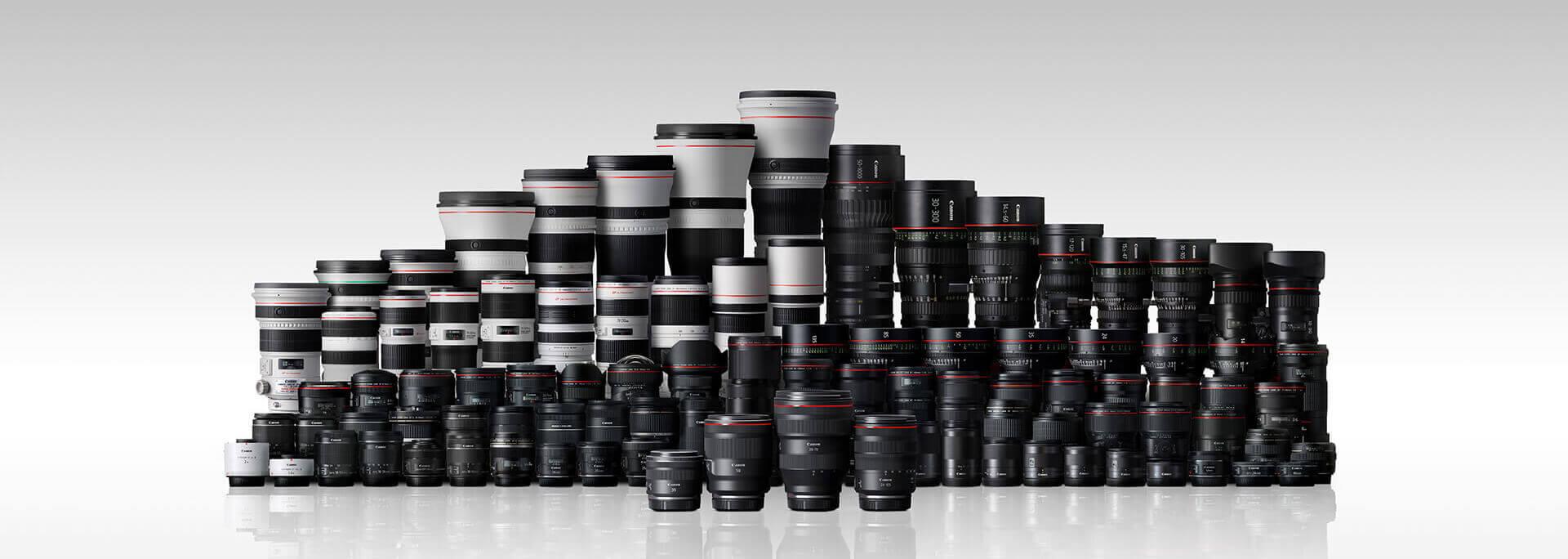 Canon Linsensimulator online - Online Objektive testen