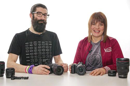 Canon Academy Talks