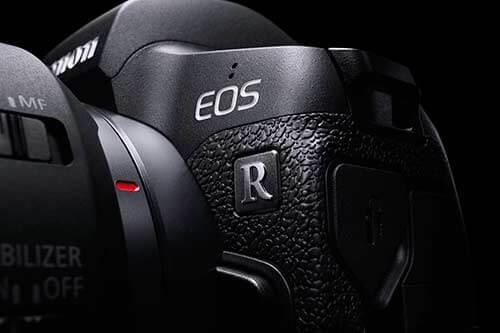 Canon EOS R als Makro Aufnahme
