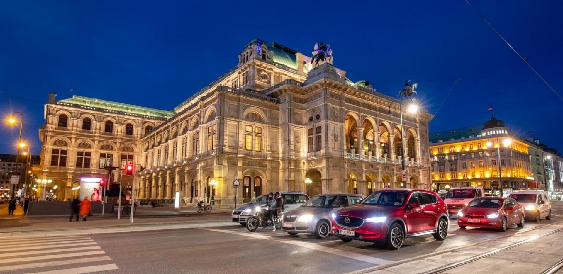 Fotowochenende Wien - Klassik trifft Moderne - Canon Academy Landschaft- und Reise
