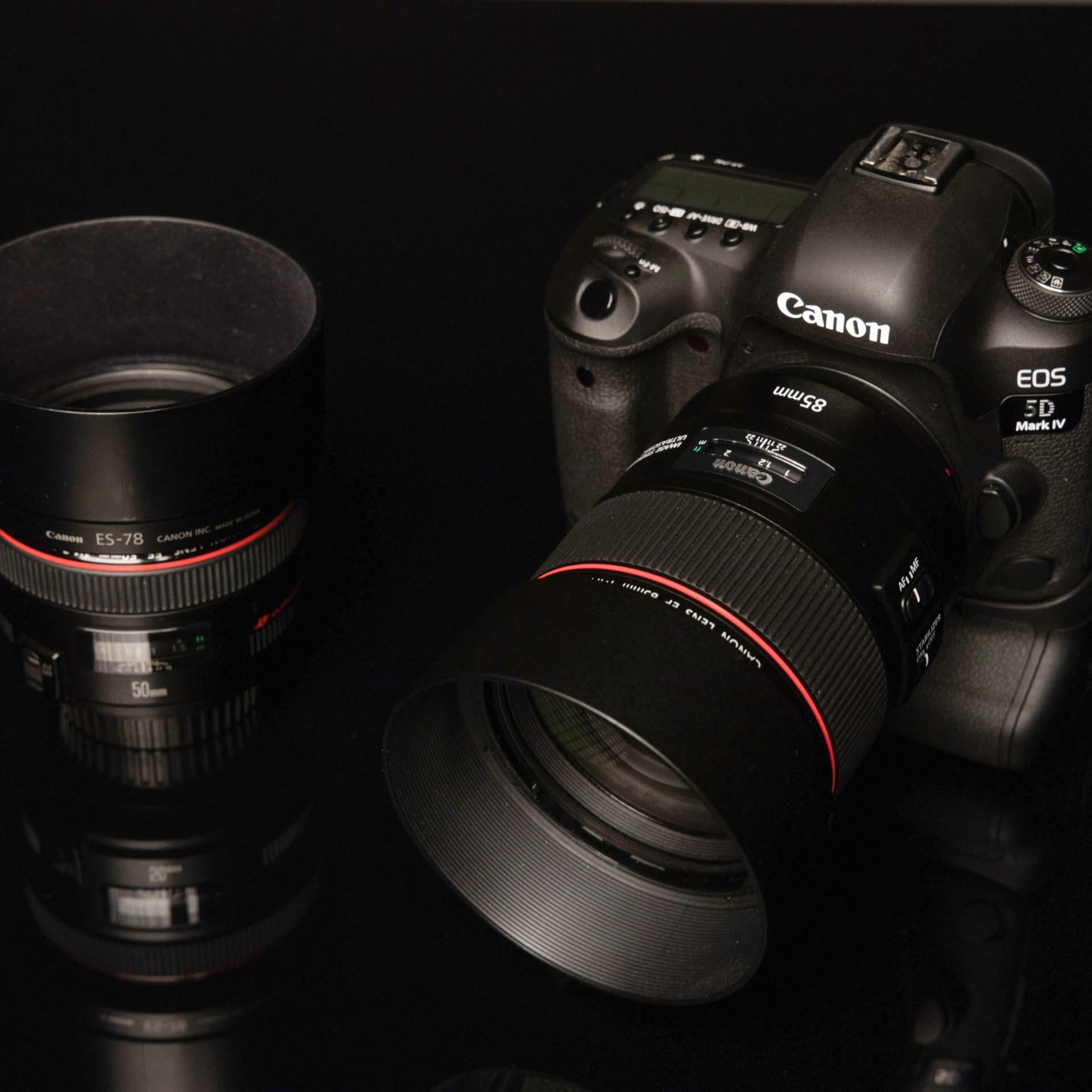 Festbrennweite, Objektiv, EF 85mm, Portrait, Shooting