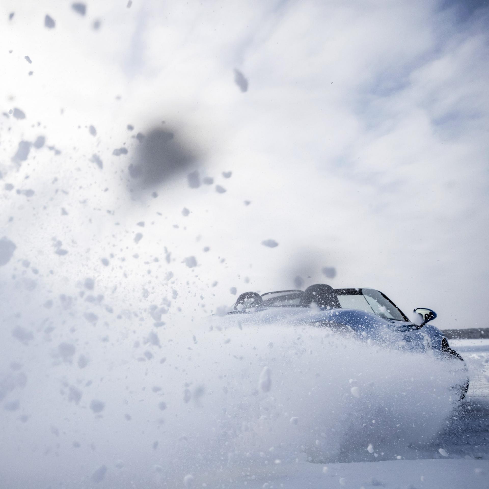 Weitwinkelzoom Canon EF 16-35mm f/2.8 L IS USM, Schnee, Action, Foto