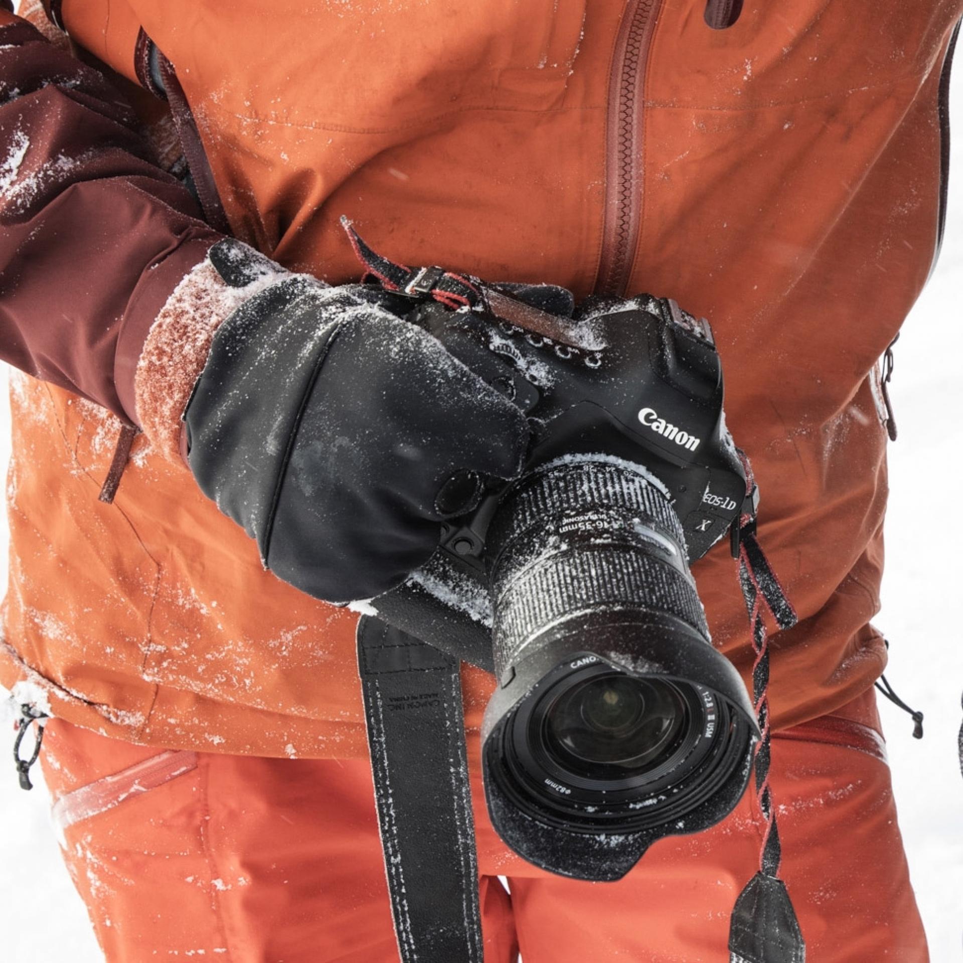 Kamera, Winter, Fotografie, robust, Minusgrad, Objektiv, Schnee