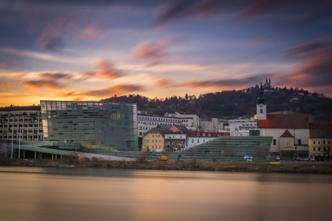 Fotowalk Architekturfotografie in der Altstadt von Linz - Canon Academy Architektur