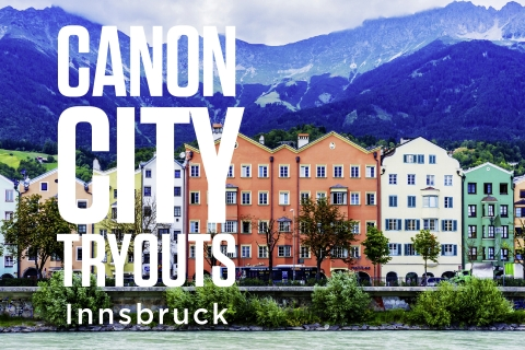 Canon City Tryouts in Innsbruck - Canon Academy Spezialthemen