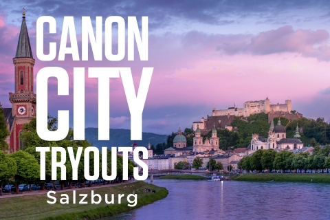 Canon City Tryouts in Salzburg - Canon Academy Spezialthemen