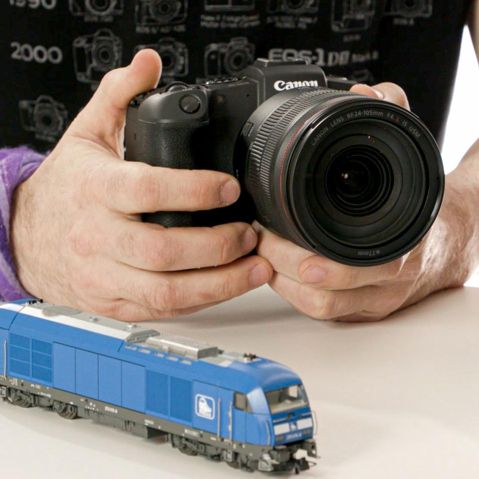 Mehr Schärfe bei Nahaufnahmen mit Focus Stacking - Canon Academy Talk Topics
