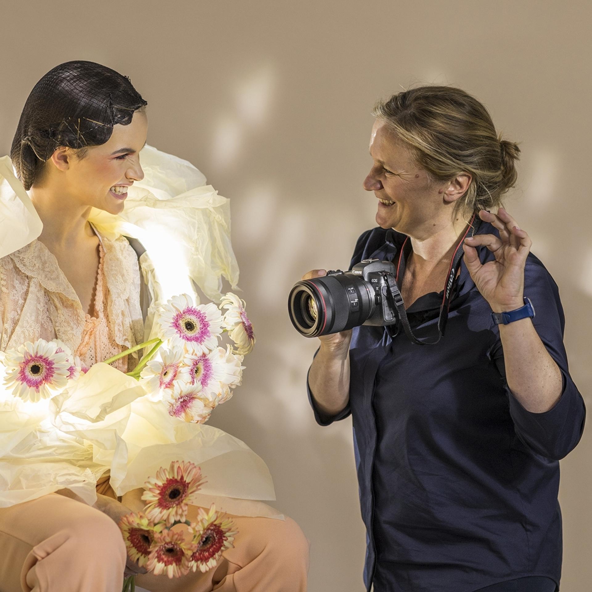 Portraitfotografie, EOS R