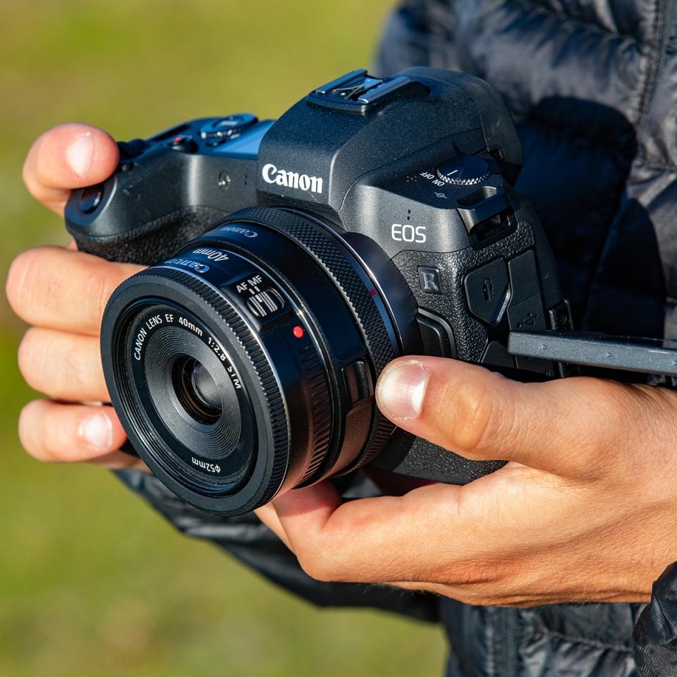 Einsatzbereiche der EOS R und EOS RP - Canon Academy Talk Topics