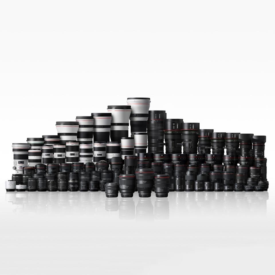 Die Objektive für das EOS R-System - Canon Academy Talk Topics