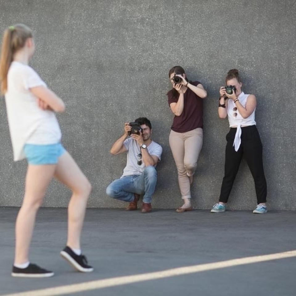 Digitale Fotografie mit Canon EOS - Einsteigerkurs - Canon Academy Grundlagen