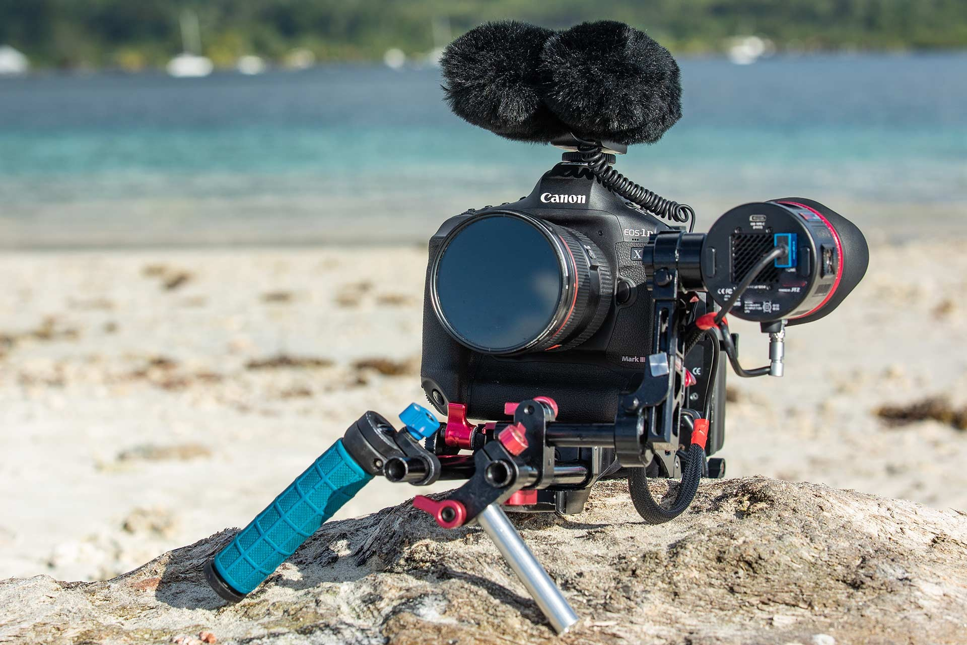 EOS-1D X Mark III: Filmen im Vollformat - Canon Academy Webinare