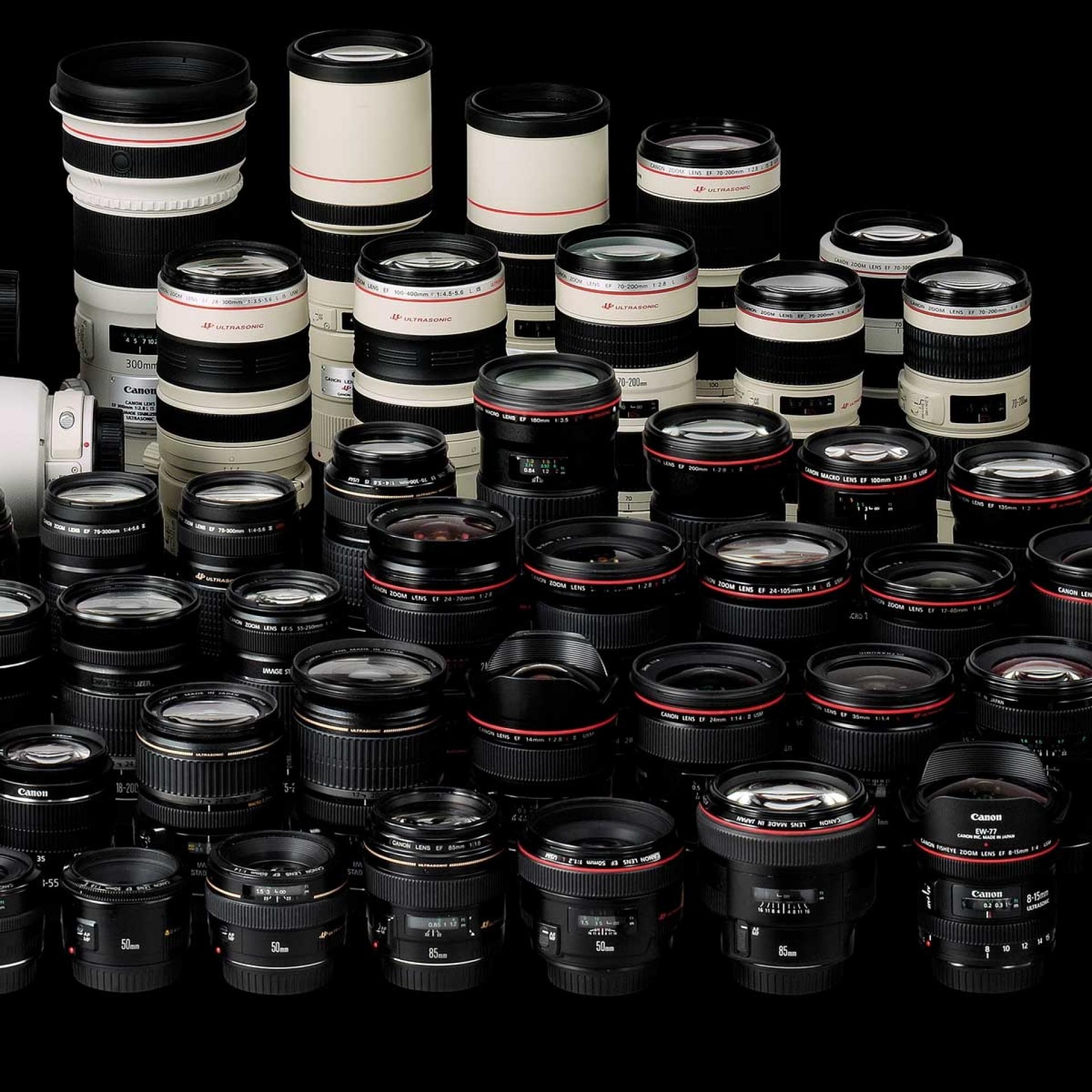 Canon, Objektiv, EF-Objektiv, RF-Objektiv