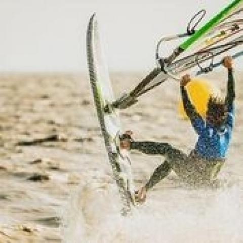 Sportfotografie beim Surf Worldcup  in Neusdiedl am See - Canon Academy Spezialthemen