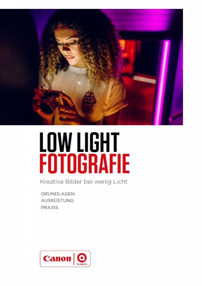 Leitfaden zur Low light Fotografie