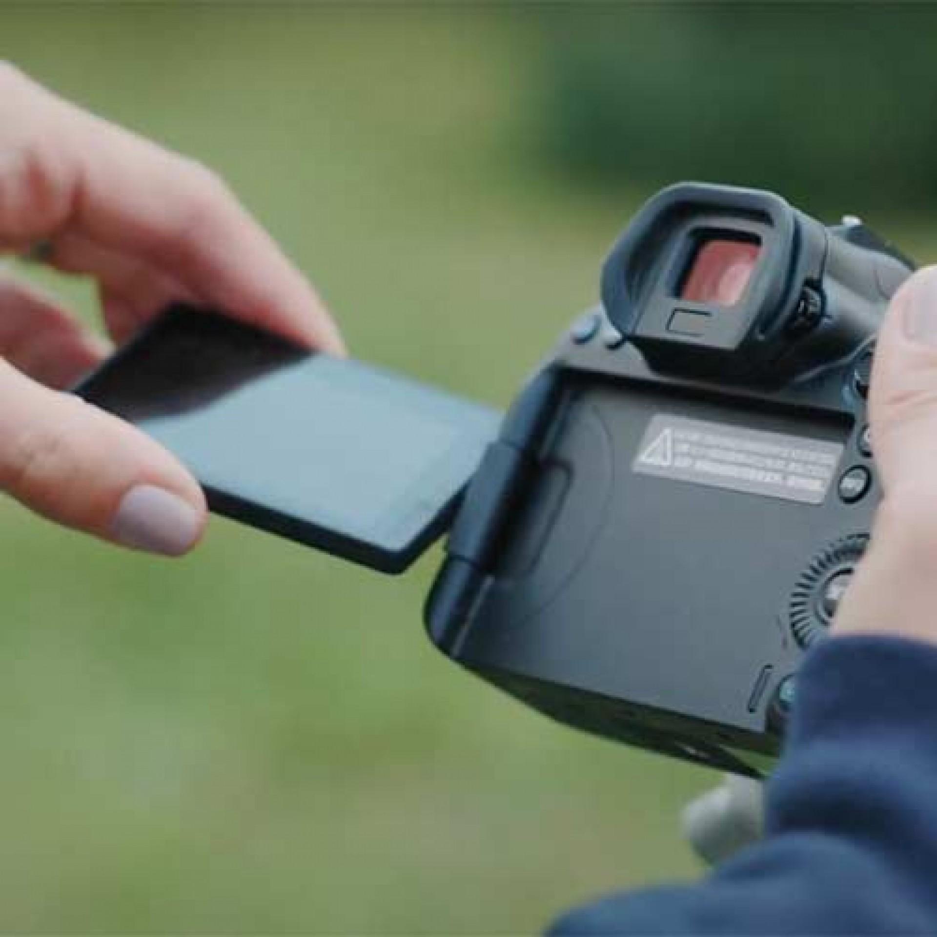 Dreh- und schwenkbares Touch-Display, EOS R5, EOS R6