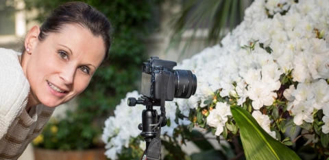 Pflanzen- und Makrofotografie im Palmenhaus Schönbrunn - Canon Academy Natur-, Tier- und Makro