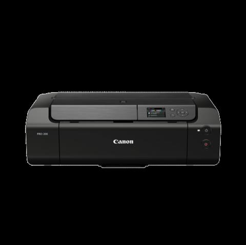 Canon PIXMA PRO-200Mit dem vielseitigen, kompakten und einfach bedienbaren PIXMA PRO-200 kannst du voll in die Welt des A3-Fotodrucks eintauchen