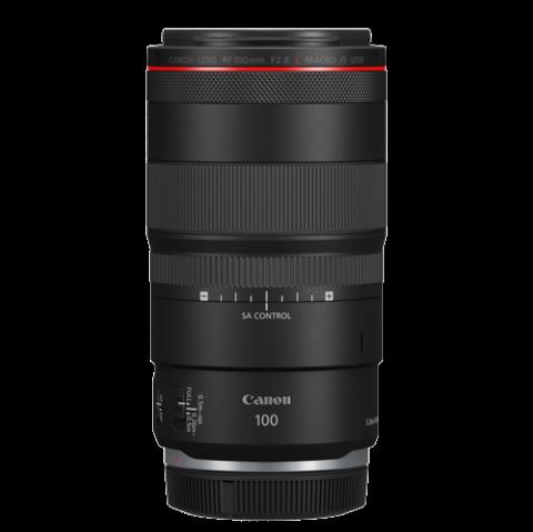 Canon RF 100mm F2.8 L MACRO IS USM