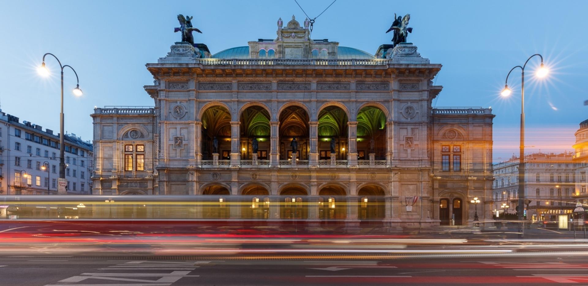 Architekturfotografie in der Altstadt Wiens - Canon Academy Architektur