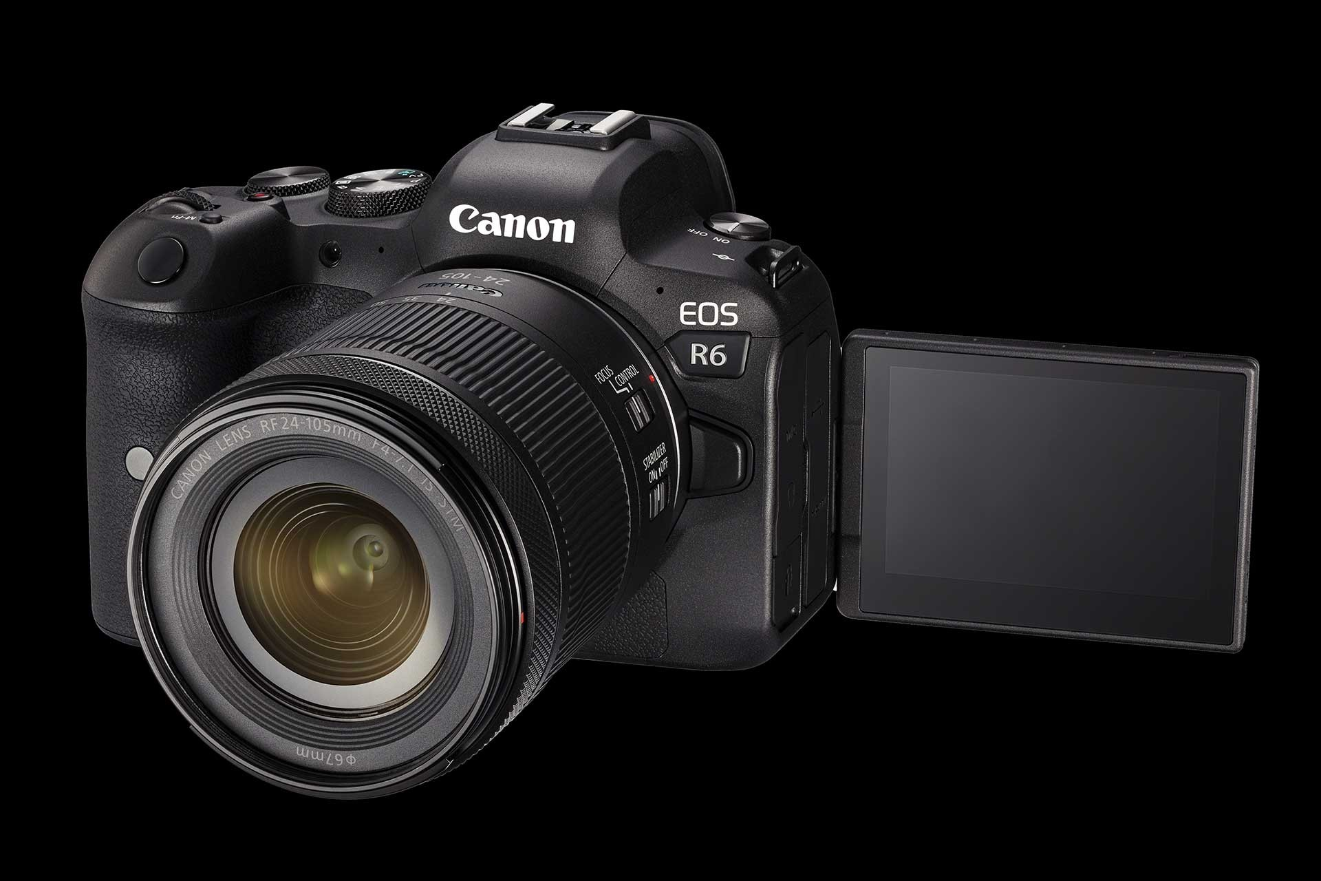 EOS R6, Video, 4K, Vollformat, Spiegellos