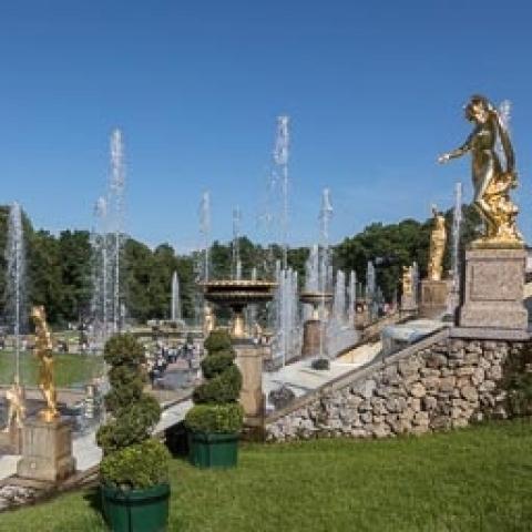 Fotoreise St. Petersburg - Canon Academy