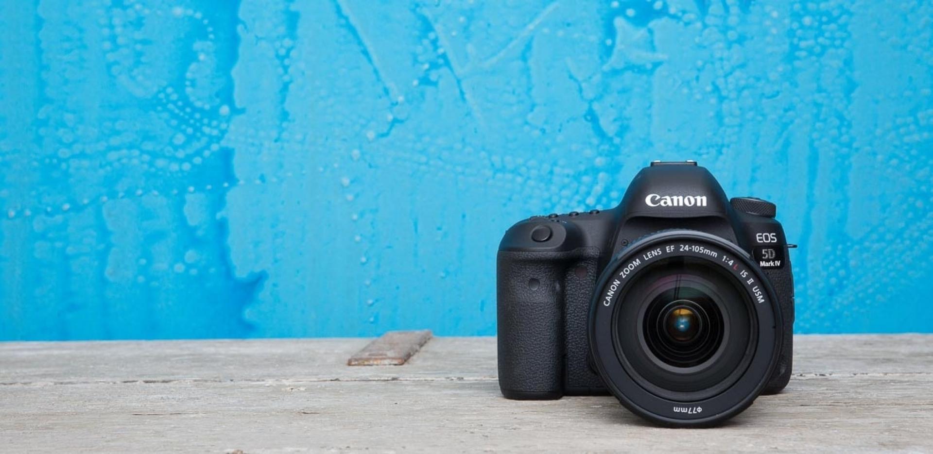 Canon EOS 5D Mark IV, 6D Mark II Intensivworkshop - Canon Academy Grundlagen