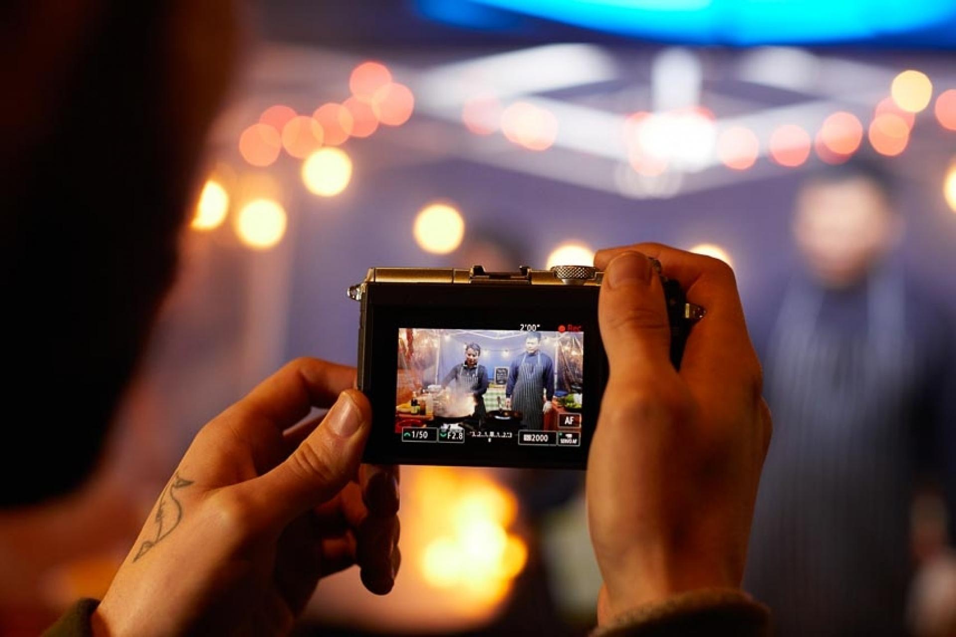 Filmen für Einsteiger - Canon Academy Spezialthemen
