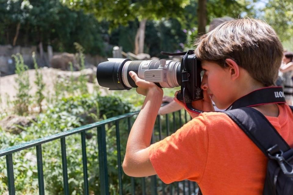 Kinderfotoakademie - Canon Academy Grundlagen